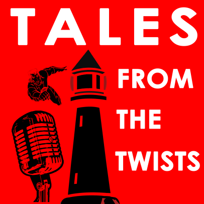 Round The Twist and Captain Planet Podcast - TFTT Logo